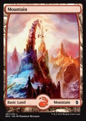 Mountain (267) (Full Art)