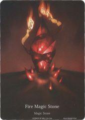 Flame Magic Stone - C