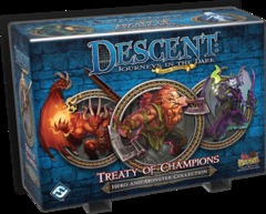 Descent 2nd Edition: Treaty of Champions