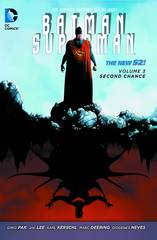 Batman/Superman Volume 3 - Second Chance