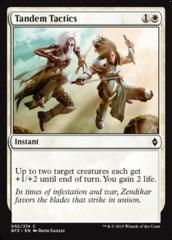 Tandem Tactics - Foil