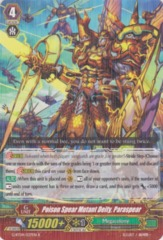 Poison Spear Mutant Deity, Paraspear - G-BT04/037EN - R