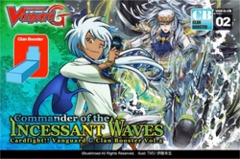 G Clan Booster 2: Commander of the Incessant Waves Booster Box
