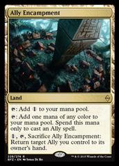 Ally Encampment