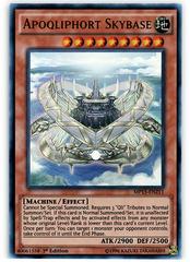 Apoqliphort Skybase - MP15-EN211 - Ultra Rare - 1st Edition