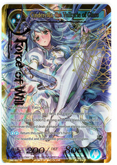 Cinderella, the Valkyrie of Glass - SKL-037 - SR - 1st Edition - Full Art