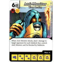 Anti-Monitor - Warp Reality (Die & Card Combo)