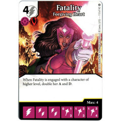 Fatality - Forgiving Heart (Die & Card Combo)