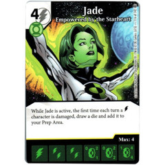 Jade - Empowered by the Starheart (Die & Card Combo)