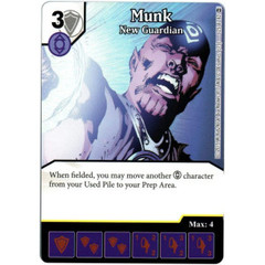 Munk - New Guardian (Die & Card Combo)
