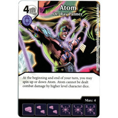 Atom - Dr. Ray Palmer (Card Only)