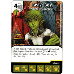 Beast Boy - Animal Magnetism (Card Only)