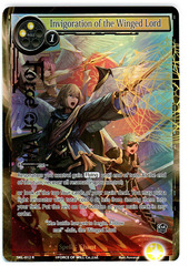 Invigoration of the Winged Lord - SKL-012 - R - 1st Edition - Full Art