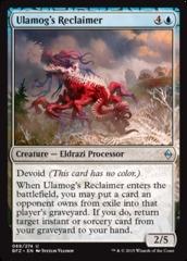 Ulamog's Reclaimer - Foil