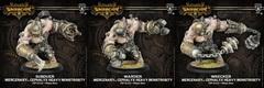Subduer / Warden / Wrecker Monstrosity Kit