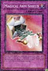 Magical Arm Shield - DT02-EN050 - Duel Terminal Normal Paraller Rare - 1st Edition on Channel Fireball
