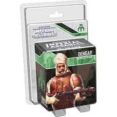 Star Wars Imperial Assault: Dengar Villain Pack © 2016 SWI21