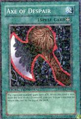 Axe of Despair - DT02-EN092 - Parallel Rare - Duel Terminal on Channel Fireball