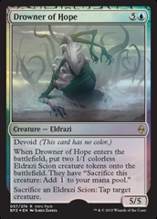 Drowner of Hope - Intro Pack Promo