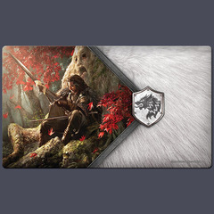 AGOT Playmat - The Warden of the North