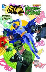 Batman 66 Meets The Green Hornet Tp
