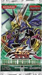 3x Duelist Revolution: Booster Pack: Unlimited Edition