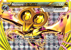 Noivern-BREAK - 113/162 - Rare BREAK