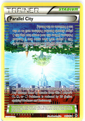Parallel City - 145/162 - Uncommon