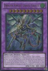 Dragon Knight Draco-Equiste - DREV-EN038 - Ultimate Rare - 1st Edition