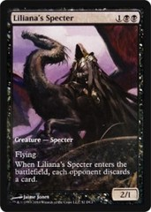 Liliana's Specter (Magic 2011 Game Day) on Channel Fireball