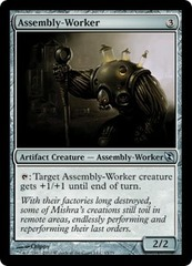 Assembly-Worker on Channel Fireball