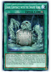 Dark Contract with the Swamp King - DOCS-EN094 - Common - 1st Edition