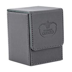 Ultimate Guard Flip Deck Case Xenoskin 100+ - Grey