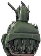 #021 M4A1 Sherman