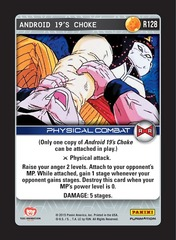 Android 19's Choke