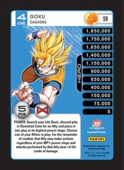Goku - Dashing - Foil
