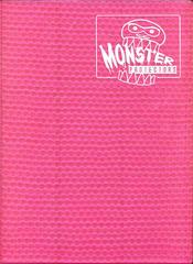 9-Pocket Monster Binder - Holo Pink
