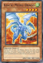 Koa'ki Meiru Drago - TU03-EN015 - Common - Promo Edition