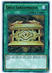 Gold Sarcophagus - YGLD-ENC26 - Ultra Rare - 1st Edition