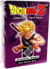 Trunks Saga Hero Starter Deck