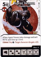 Agent Venom - Thunderbolt (Die & Card Combo)