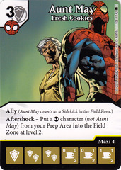 Aunt May - Fresh Cookies (Card Only)