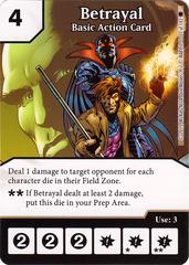 Betrayal - Basic Action Card (Card Only)
