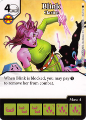 Blink - Clarice (Card Only)