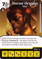 Doctor Octopus - Otto (Die & Card Combo)