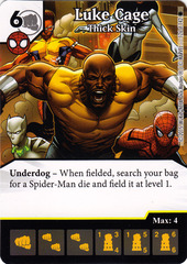 Luke Cage - Thick Skin (Card Only)
