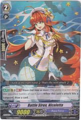 Battle Siren, Nicoletta - G-CB02/029EN - C on Channel Fireball