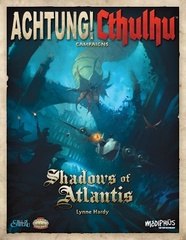 Achtung Cthulhu: Shadows of Atlantis (Supplement)