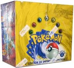Base Set 1st Edition Booster Box (Spanish)