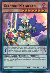 Xiangke Magician - CORE-EN003 - Super Rare - Unlimited Edition
